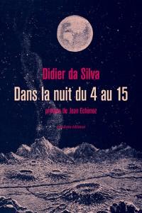 Didier da Silva à la Maison de la poésie