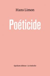 «Poéticide» en la librairie Charybde