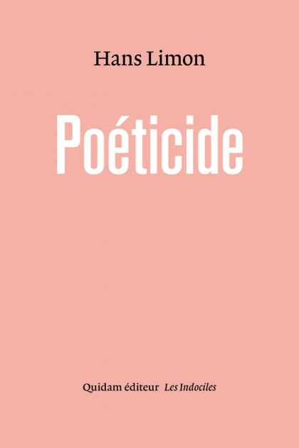 Poéticide